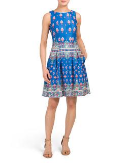https://tjmaxx.tjx.com/store/jump/product/Sleeveless-Mosaic-Printed-Fit-%26-Flare-Dress/1000495491?skuId=1000495491132624&pfb=ol:t