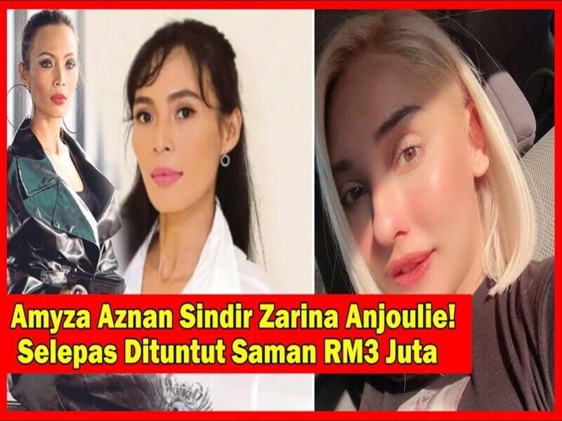Zarina Anjoulie Saman Amyza