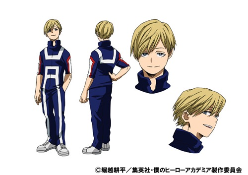 โมโนมะ เนย์โตะ (Monoma Neito) @ My Hero Academia: Boku no Hero Academia มายฮีโร่ อคาเดเมีย