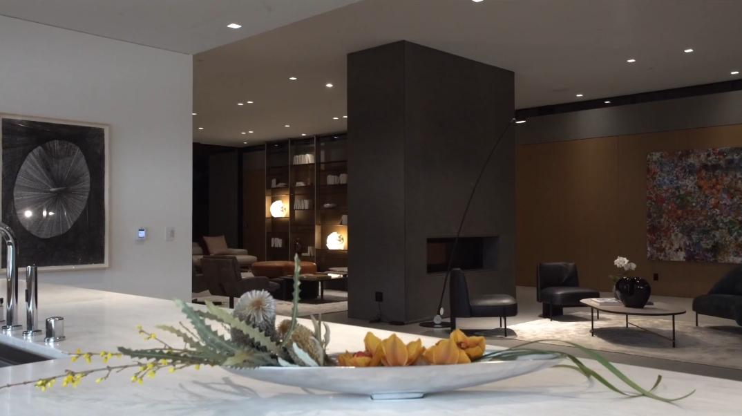 53 Interior Photos vs. 1241 Loma Vista Dr, Beverly Hills, CA Ultra Luxury Contemporary House Tour