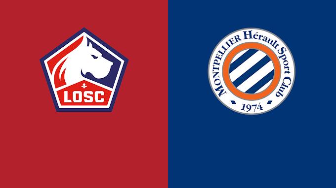 مشاهدة مباراة مونبيليه و ليل بث مباشر الدوري الفرنسي الدرجة الأولى السبت 28-أغسطس-2021