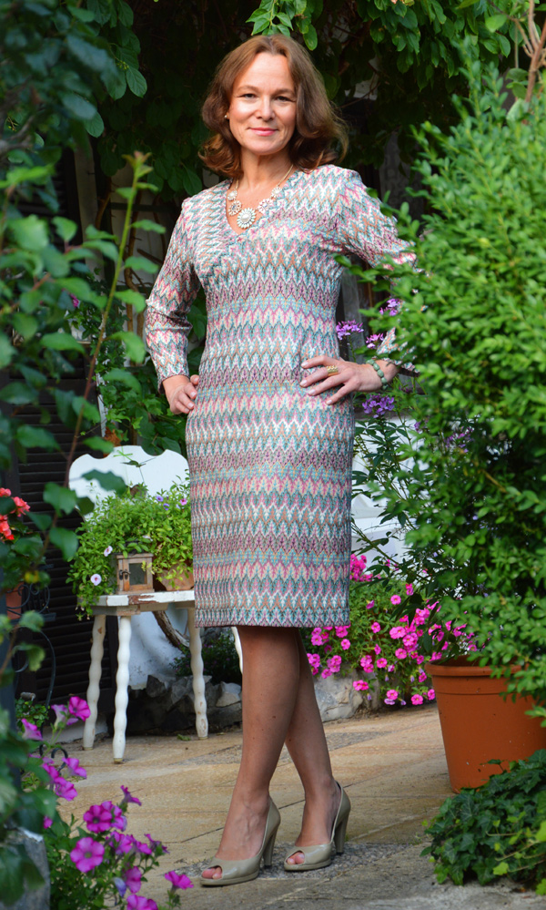 In Love With Ana Alcazar Pastels  Lady Of Style-6856