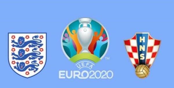 Ver en directo y online el Inglaterra - Croacia
