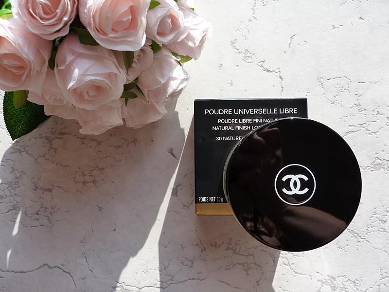 Chanel Poudre Universelle Libre - A kiedy znalazłam puder idealny........
