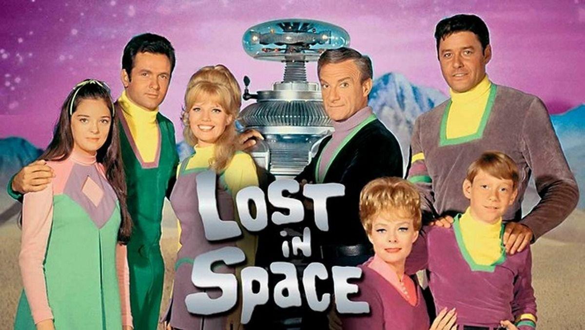 ver Perdidos en el espacio