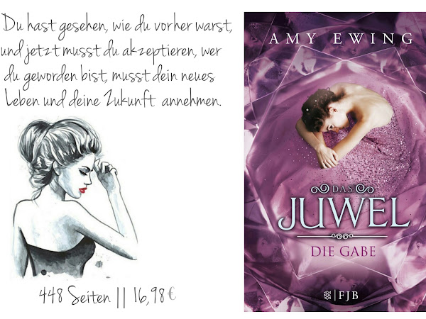 REZENSION || DAS JUWEL~AMY EWING