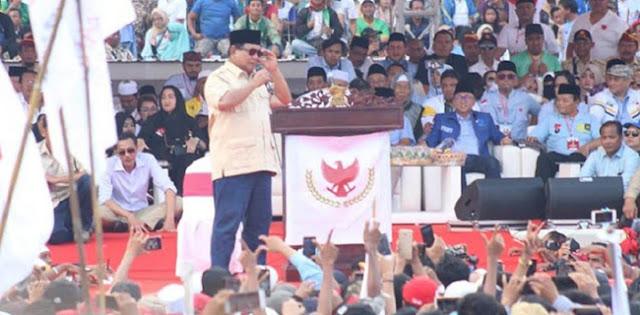 Video Prabowo Janji Bersama Rakyat Viral, Presiden Manusia Merdeka: Selalu Sisakan Ruang Ketidakpercayaan Kepada Politisi