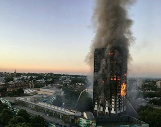 5 Men arrested for involvement in Grenfell Tower fire