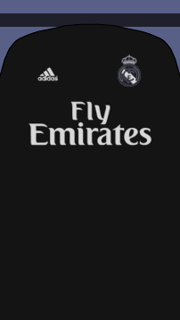 fed1e21847 Wepes Sport  Uniforme Real Madrid - Pes 2017 (PC PS3)