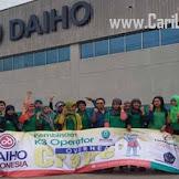 Loker OPERATOR PRODUKSI - PT. Daiho Indonesia GIIC Cikarang