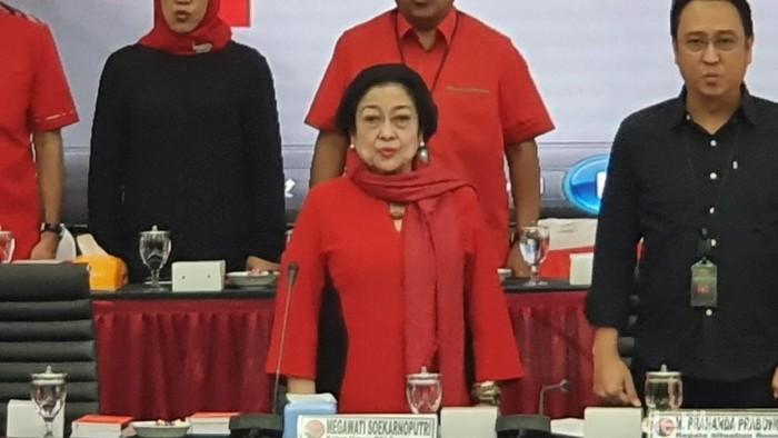 Megawati: Kalau Punya Anak Tak Bisa Maju di 2024, Jangan Dipaksa