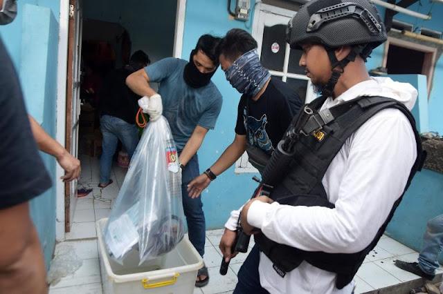 Tersangka Teroris di Bekasi Bagian Khilafatul Muslimin