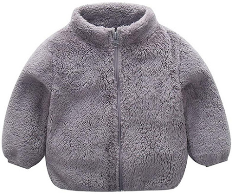 Cute Faux Fur Coats Jackets for Girl