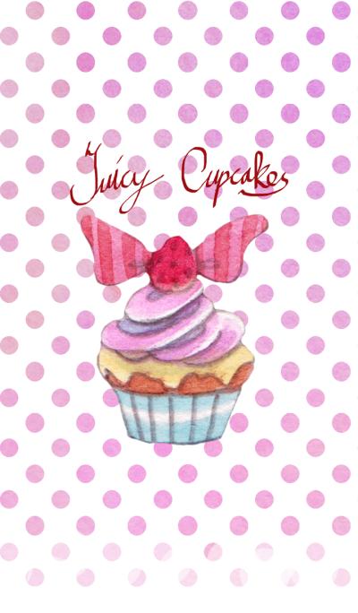 Juicy cupcakes