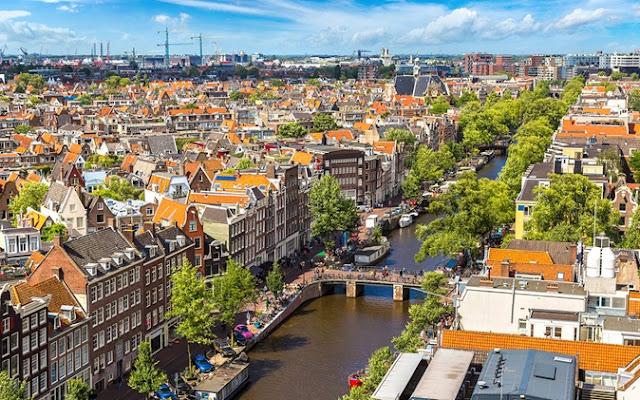 حقائق عن هولندا بلد الزهور