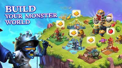 Monster Legends النسخة المهكرة