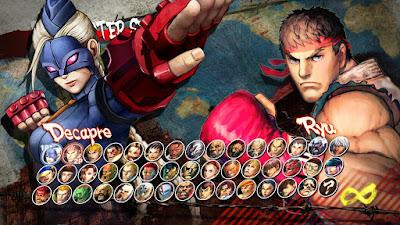 تحميل لعبة قتال الشوارع وتنزيل Street Fighter باحدث اصدار للكمبيوتر مجانا