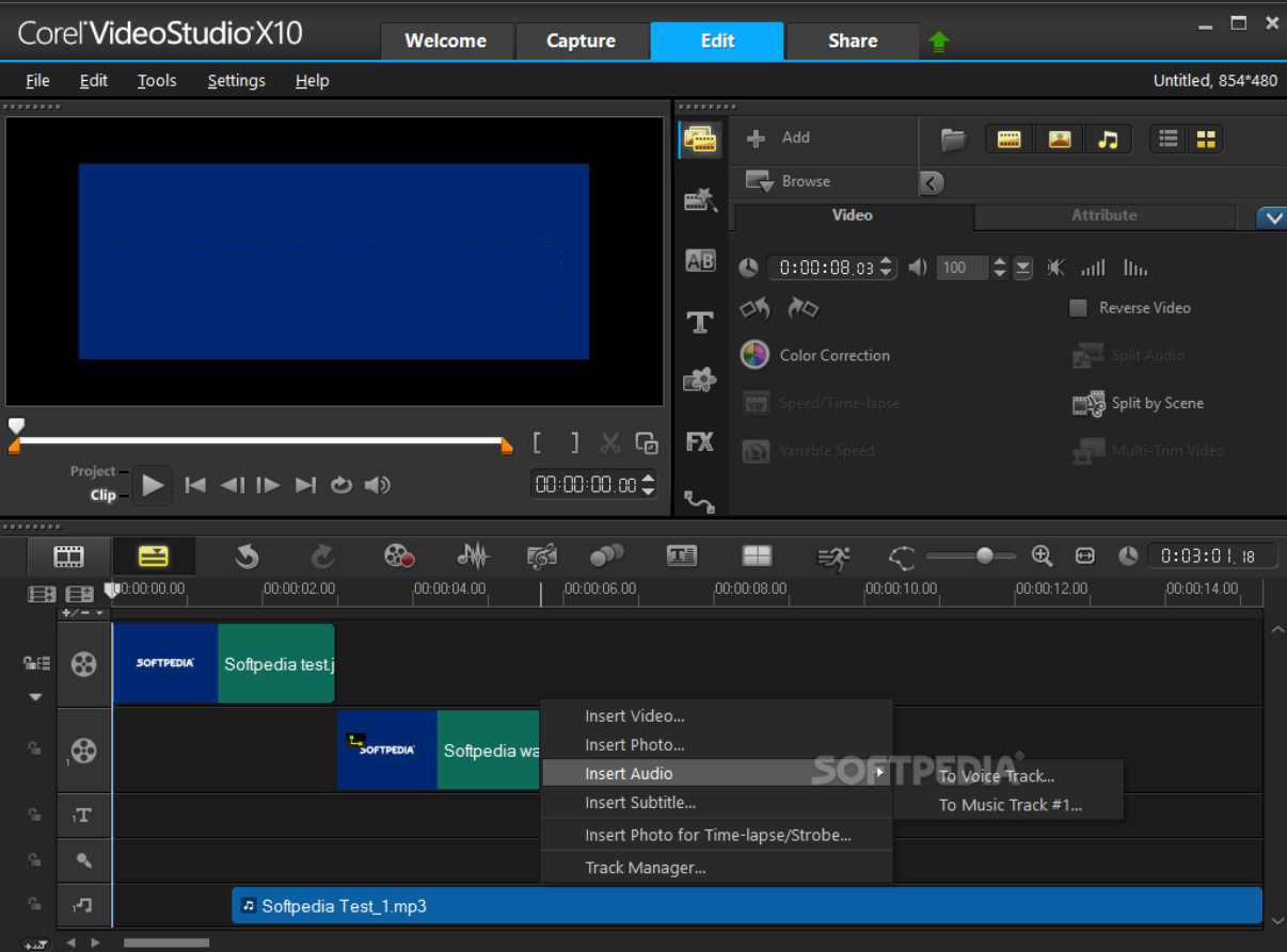 Corel VideoStudio Ultimate 2020 v23.0.1.391
