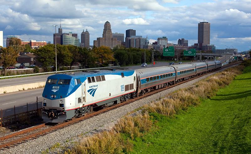 The Maple Leaf Train