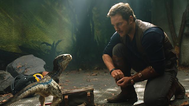 Blu-Ray Review | Jurassic World: Fallen Kingdom | 2018