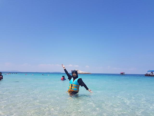 5 Point Snorkeling di Pulau Perhentian Terengganu