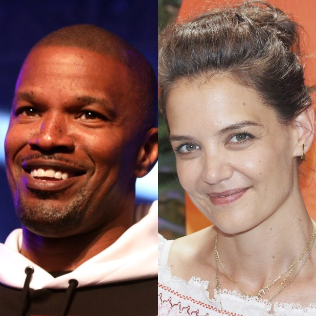 Jamie Foxx and Katie Holmes Split After Six Years