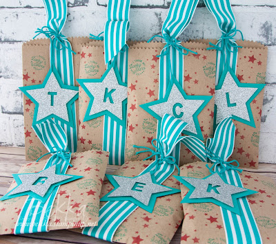 Star Decorated Gift Bags - get the details here