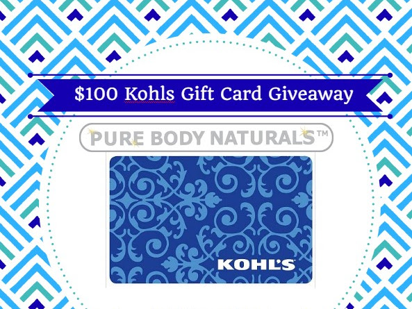 Bring The Spa Home with Pure Body Naturals {$100 Kohls Gift Card Giveaway} #giveaway #beauty #beautyful #beautytips