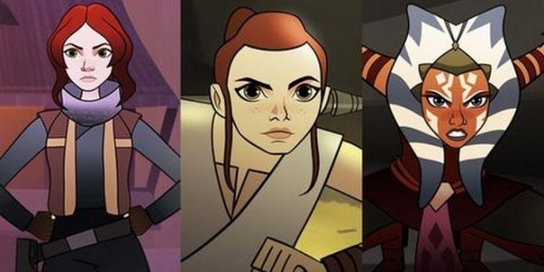 Star Wars Forces of Destiny: assista aos primeiros episódios liberados!