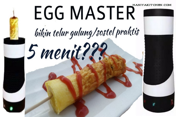 Review Egg Master Magic Egg Roll Alat Pembuat Sostel Telur Gulung