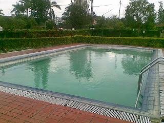 Sewa villa coolibah puncak ada kolam renang pribadinya