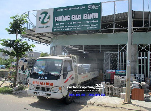 VLXD Hưng Gia Bình cung cấp giàn giáo cốp pha xây dựng tại Đà Nẵng, Hội An, Quảng Nam