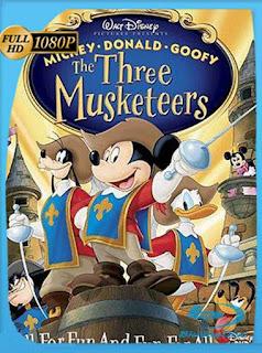 Mickey, Donald, Goofy: Los tres mosqueteros (2004)  HD [1080p] Latino [GoogleDrive] SilvestreHD