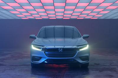 Nouvelle Honda Insight 2019 - Caractéristiques, Prix, Photos