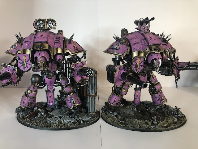 What's On Your Table: Imperial Knights