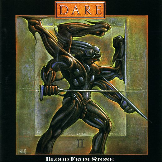 DARE - Blood From Stone [reissue] full