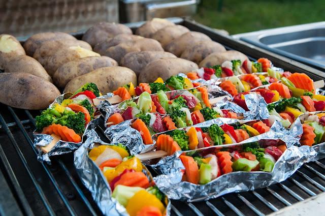 Barbecue familial