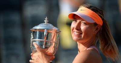 Maria Sharapova announces retirement from Tennis