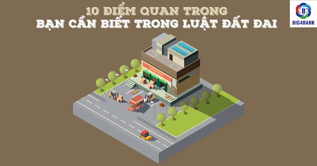 10 Điểm Quan Trọng Bạn Cần Biết Trong Luật Đất Đai