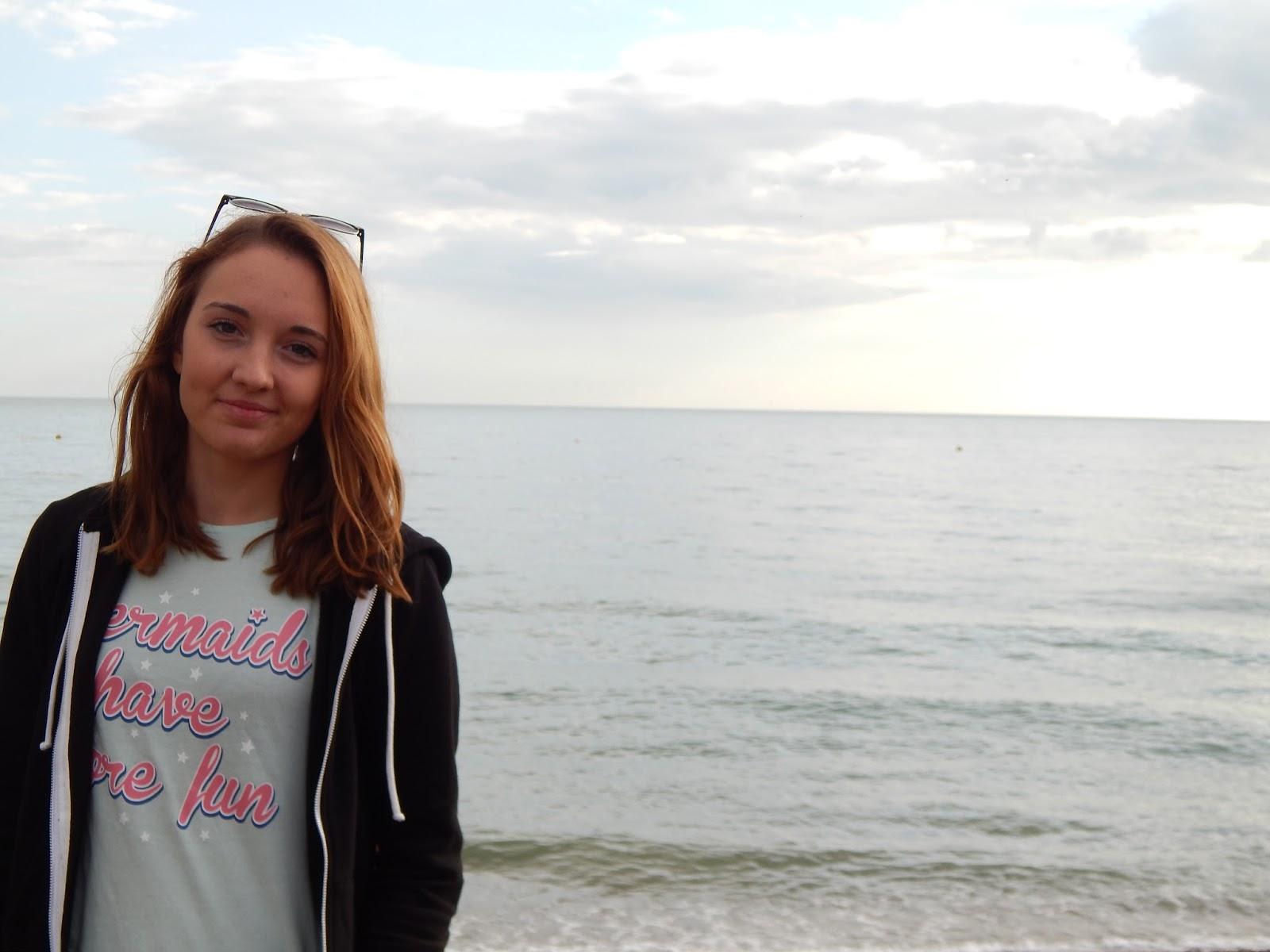 pláž v Brightonu