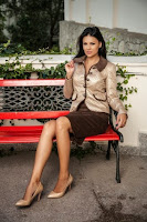 Costum office Melissa crem