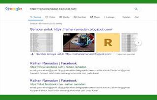 Cara Agar Website Muncul Pada Mesin Pencarian