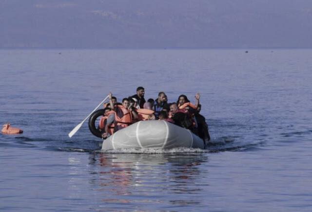 137 μετανάστες έφτασαν σε Σάμο και Αστυπάλαια
