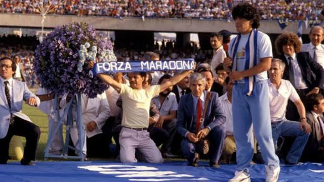 Reseña de 'Diego Maradona', el documental de Asif Kapadia sobre el astro argentino