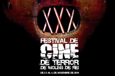 XXX Festival de cine de Molins de Rei