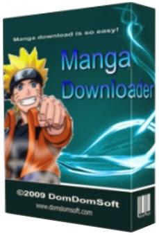 DomDomSoft Manga Downloader 5.5.4 + Crack