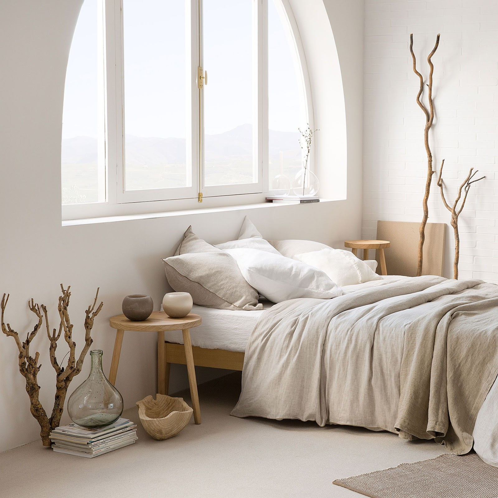 ilaria fatone - summer-mood - ethnic chic bedroom