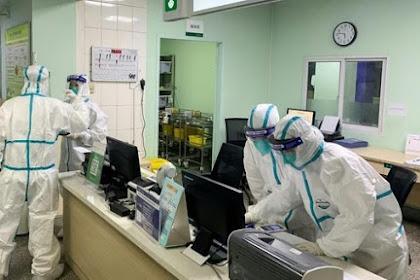 Sudah 41 Orang meninggal dunia Akibat Wabah Virus Corona di China