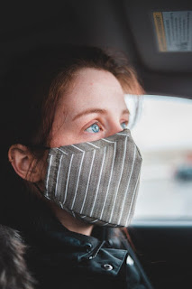 Uber masks