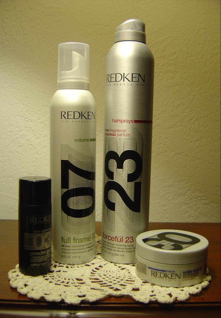 Redken Award-Winning Hair Styling Products